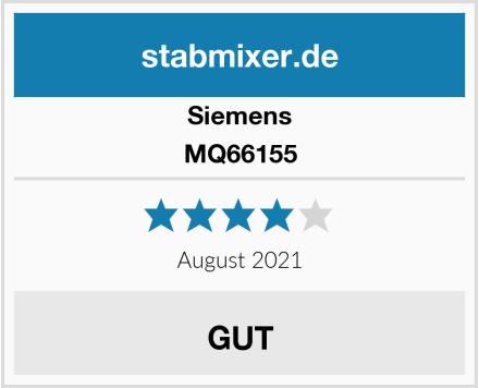 Siemens MQ66155 Test