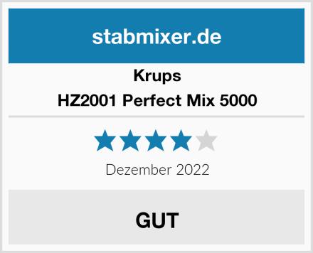 Krups HZ2001 Perfect Mix 5000 Test