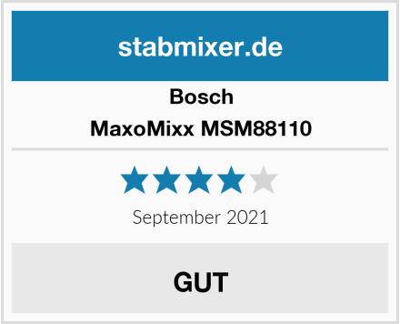 Bosch MaxoMixx MSM88110 Test