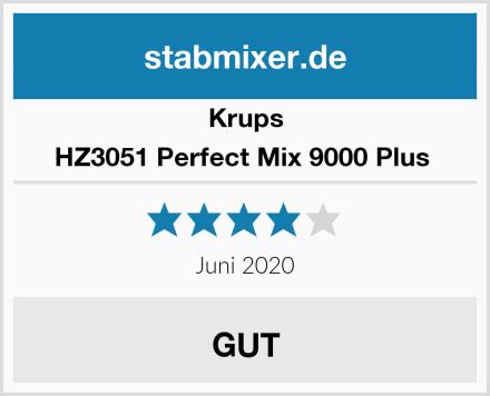 Krups HZ3051 Perfect Mix 9000 Plus  Test