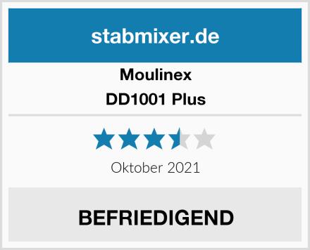 Moulinex DD1001 Plus Test
