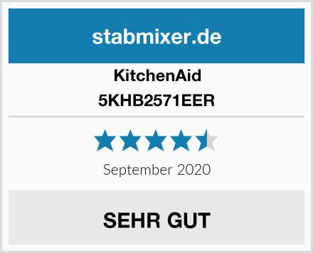 KitchenAid 5KHB2571EER Test