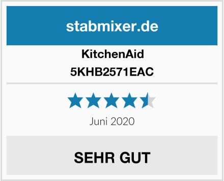 KitchenAid 5KHB2571EAC Test