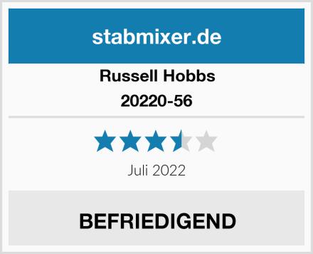 Russell Hobbs 20220-56 Test
