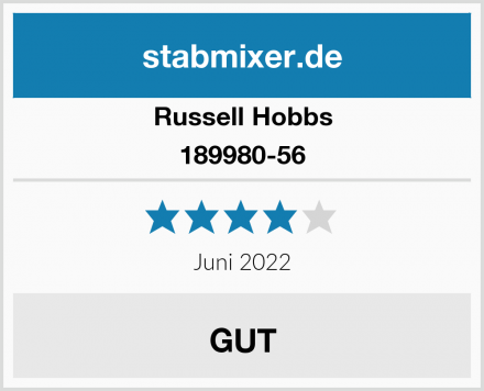 Russell Hobbs 189980-56 Test
