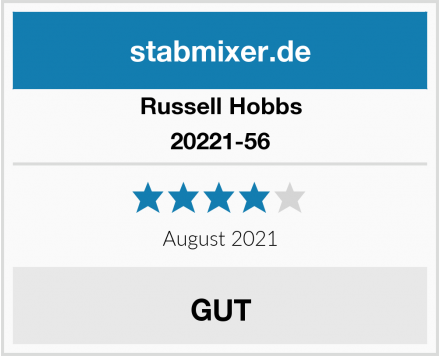 Russell Hobbs 20221-56 Test