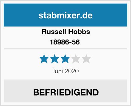 Russell Hobbs 18986-56  Test