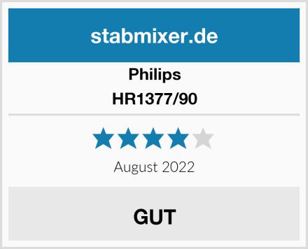 Philips HR1377/90 Test