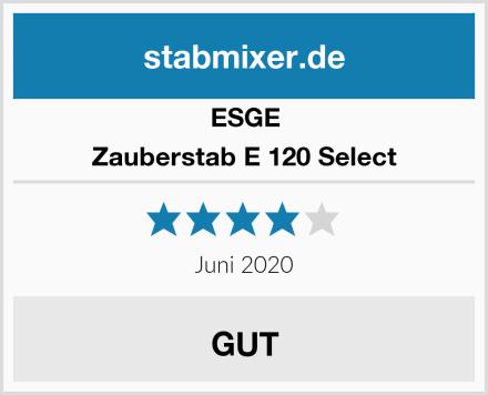 ESGE Zauberstab E 120 Select Test