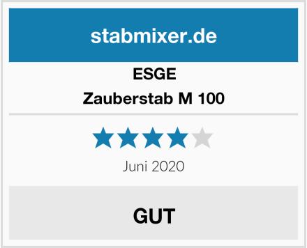 ESGE Zauberstab M 100 Test