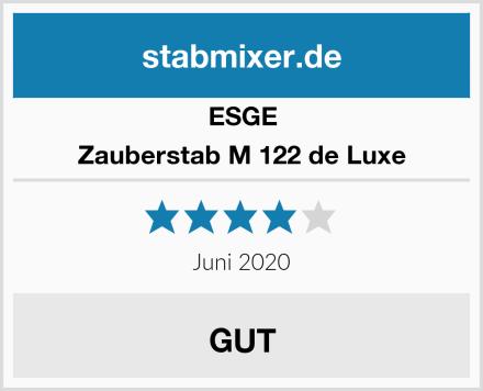 ESGE Zauberstab M 122 de Luxe Test