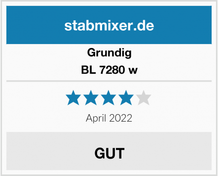 Grundig BL 7280 w Test