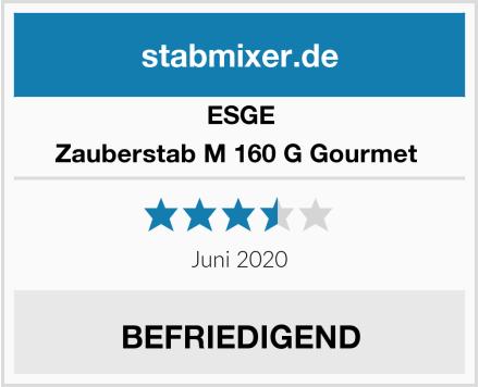 ESGE Zauberstab M 160 G Gourmet  Test