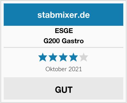 ESGE G200 Gastro Test