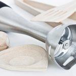 Reinigung und Pflege eines Stabmixers