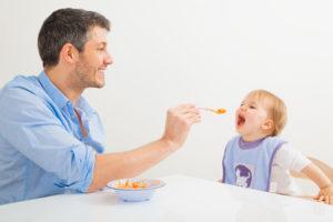 Was sollten Sie bei der Zubereitung von Babykost mit einem Stabmixer beachten?